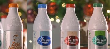 Novas garrafas Jussara