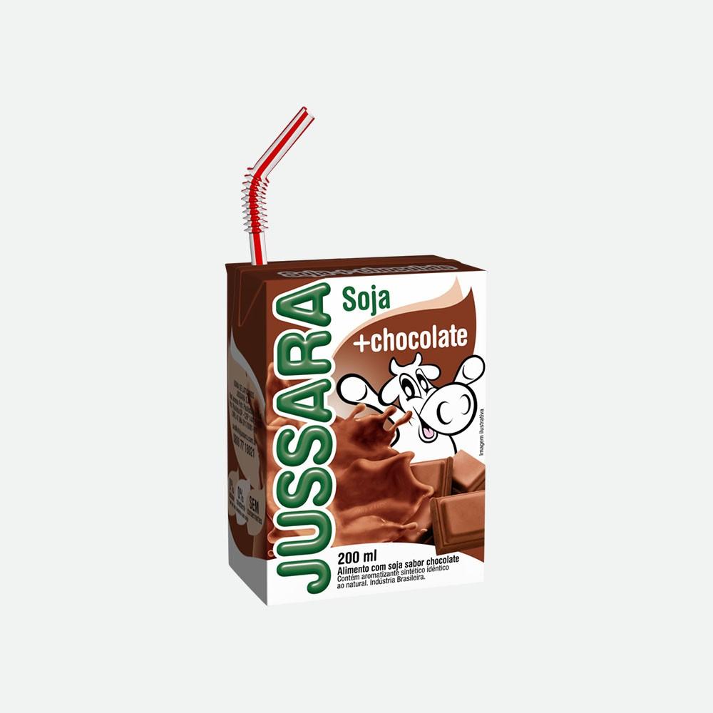 JUSSARA SOJA + CHOCOLATE